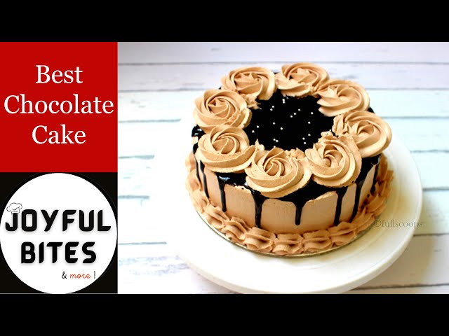 சாக்லேட் கேக் செய்வது எப்படி | The Best Ever Chocolate Cake Recipe | Chocolate Cake in Tamil