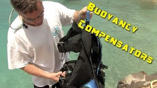 Buoyancy Compensators | SCUBA 101