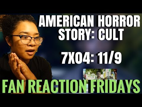 """American Horror Story: Cult Season 7 Episode 4: """"11/9"""" Reaction & Review  FRF"""