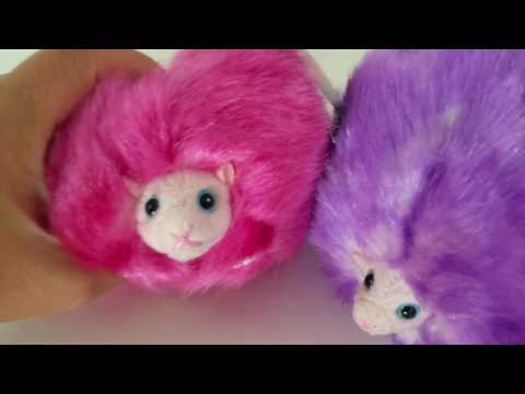 New Singing Purring Pygmy Puff Plush at Universal Studios Wizarding World of Harry Potter