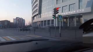 БЕЛЫЕ  НОЧИ  Ханты-Мансийска 3:00. WHITE NIGHTS in Khanty-Mansiysk. 汉特-曼西斯克的白夜。 ハンティ-マンシースクの白夜。