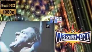 WWE Wrestlemania 33 Full Show Part 1 - WWE Wrestlemania 2017 Full Show Part 1