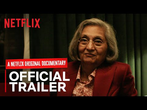 Searching For Sheela | Official Trailer | Ma Anand Sheela | Netflix India