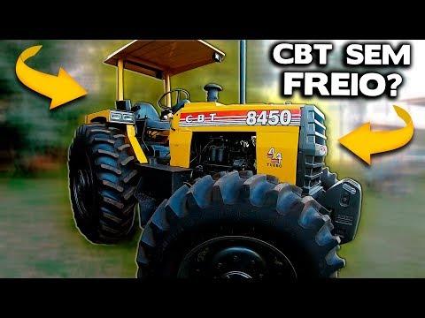 TRATOR CBT 8450 TURBO 1989