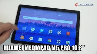 Huawei MediaPad M5 Pro high-end Android tablet review - Hardware.Info TV (4K UHD)
