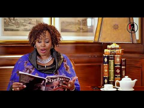 Caroline Mutoko: Forbes Africa Nov 2017