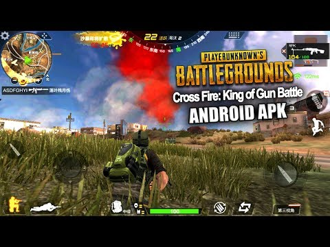 Cross Fire: King of Gun Battle Android APK İNDİR