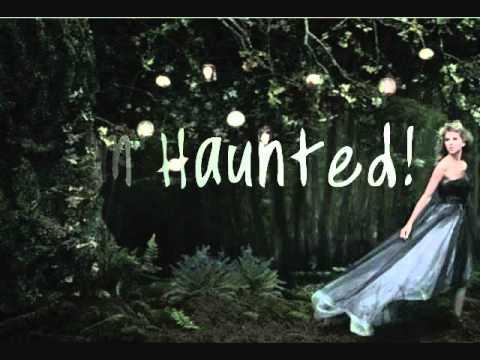 Haunted - Taylor Swift ( Lyrics On Screen )