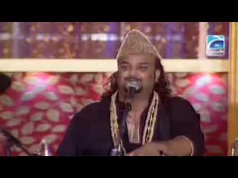 Amjad Sabri ki qawali best qawwali Sufiyana qawwali