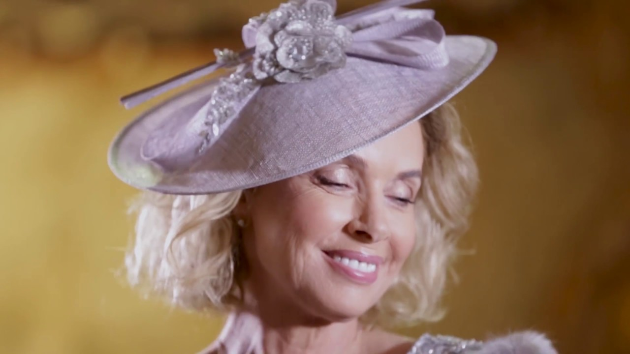feaa808c948b1 NIGEL RAYMENT MOTHER OF THE BRIDE   GROOM OCCASION WEAR - YouTube