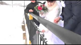 Свадебная прогулка Ралифа и Ильвиры