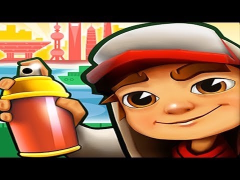 Subway Surfers Shanghai Android Gameplay HD