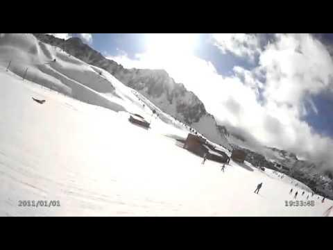 Andorra nieve