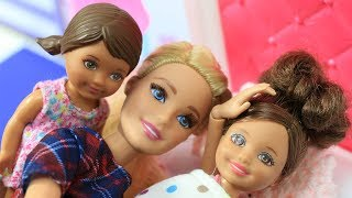 Barbie ve Ailesi Bölüm 163 | Nerde o eski günler ? - Çizgi film tadında evcilik oyunları