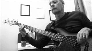 STOP YOUR SOBBING by The Pretenders Bass Cover