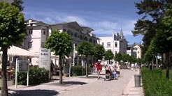 Rügen - Strandpromenade in Binz
