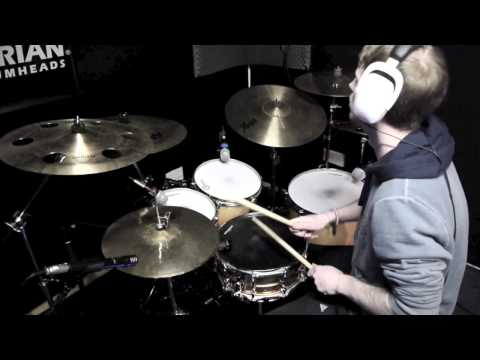 Jimmy Rainsford - John Mayer - Love Song For No One (Drum Cover)
