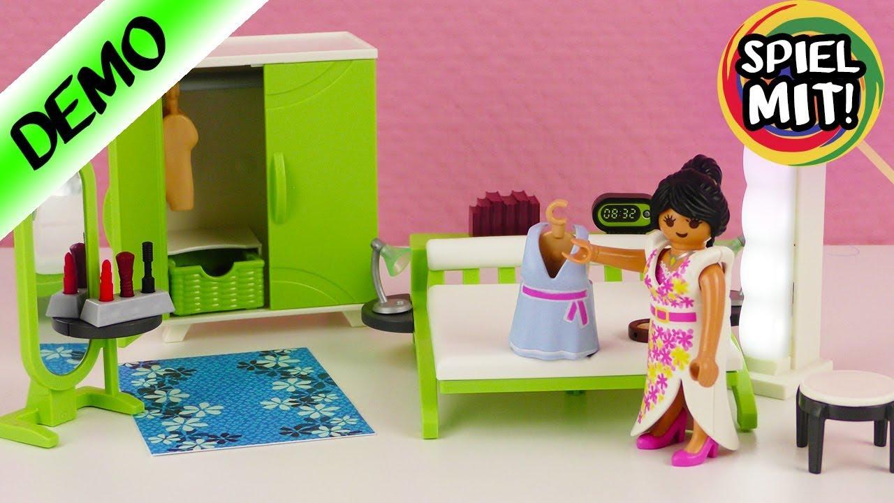 Playmobil Luxusvilla Schlafzimmer