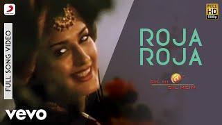 A.R. Rahman - Roja Roja Video | Dil Hi Dil Mein | Sonali Bendre