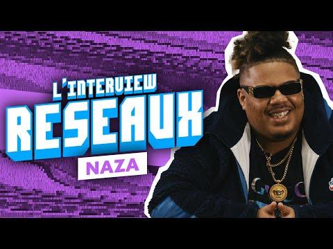 Youtube: Interview Réseaux Naza: Squeezie tu cliques? Ninho tu follow? Shay ça match?