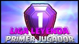 LIGA LEYENDA!! - PRIMER JUGADOR DEL MUNDO - A por todas con Clash of Clans - Español - CoC