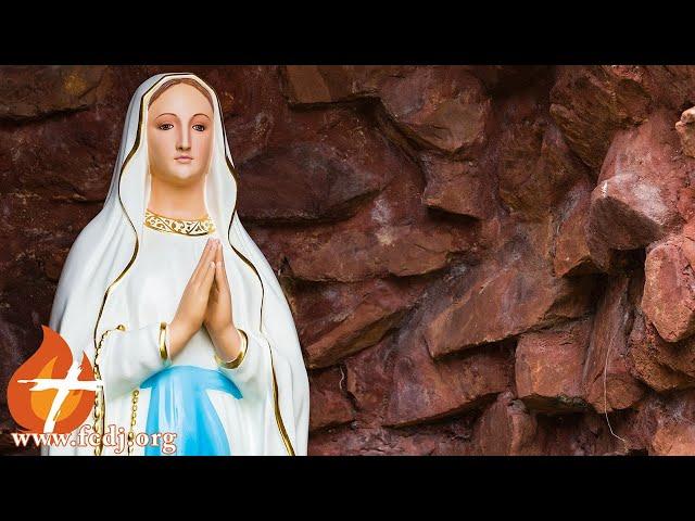 Tu es sous la protection du Manteau de Ma Sainte Mère (17 novembre 2019)