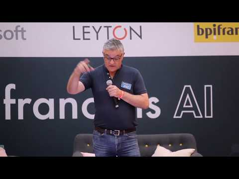 Stéphane Canu at France is AI 2017 - Deep in France initiative
