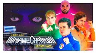 Ultramechatron Team Go! Is Back
