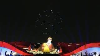 20181013-衛武營國家藝術文化中心戶外劇場,眾人的派對-衛武營開幕式,舞動星空(空拍機+特效煙火)