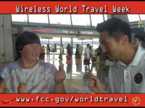 Wireless World Travel Week - Dulles International Airport