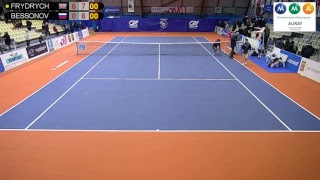 FRYDRYCH Viktor (GBR) VS BESSONOV Dmitry (RUS) - Tennis Club Auray - Court J. SANCHEZ