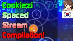Cookiezi Spaced Stream Compilation! [osu!]