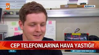 Genç Mucid Hava Yastıklı Telefon Kılıfı İcad Etti