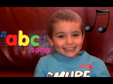 enfant 3 ans chante abc song alphabet song en anglais english youtube. Black Bedroom Furniture Sets. Home Design Ideas