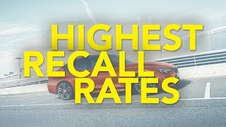Top 10 Cars That Get Recalled the Most   Cars with the Highest Recall Rates