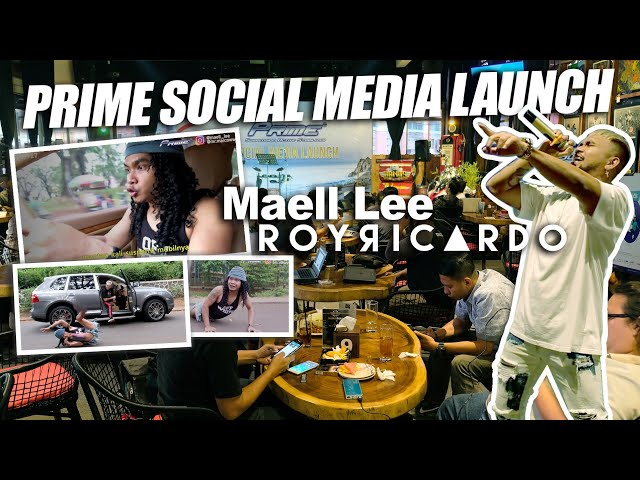 Prime Suspension Social Media Launch | Menampilkan Roy Ricardo dan Aksi Video Maell Lee