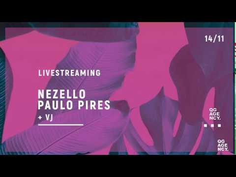 QG Agency   Livestreaming @Paulo Pires vs Nezello