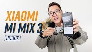 Mi Mix 3 chính hãng giá quá tốt