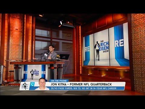 Former NFL Quarterback Jon Kitna Talks Browns, Cowboys & More - 11/11/16