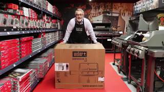 Weber® Genesis® II LX S-340 GBS® BBQ: How To Build Guide