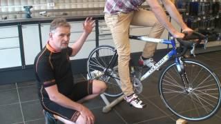 Zithouding op je fiets