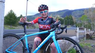 Mount Etna Epic Climb | Giro d'Italia's First Summit Finish