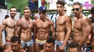 Repeat youtube video SWIMWEAR FASHION SHOW  ES COLLECTION. GAYSABADELLTV