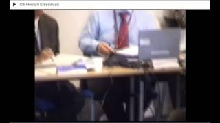 CWAC Strategic Planning Committee July 2013:- Chair refuses to allow Councillors to debate