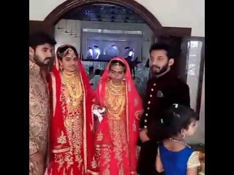 Afsal singer daughter mubeena marriage video