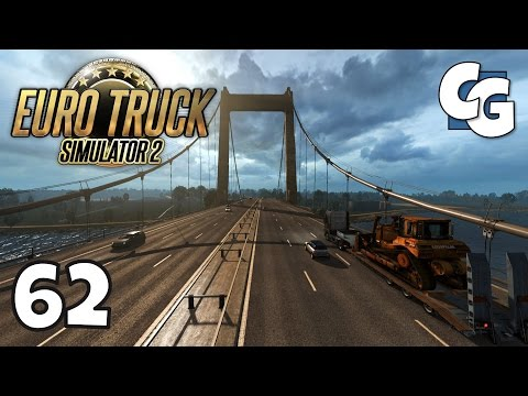 Euro Truck Simulator 2 - Ep. 62 - Lost in Odense, Denmark! - ETS2 ProMods 2.1 Gameplay