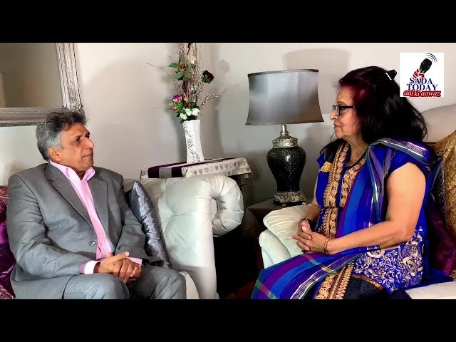 Sada-e-London by Sudha sharma , Interview with stage and Bollywood actor Krishan Tandon Part -1