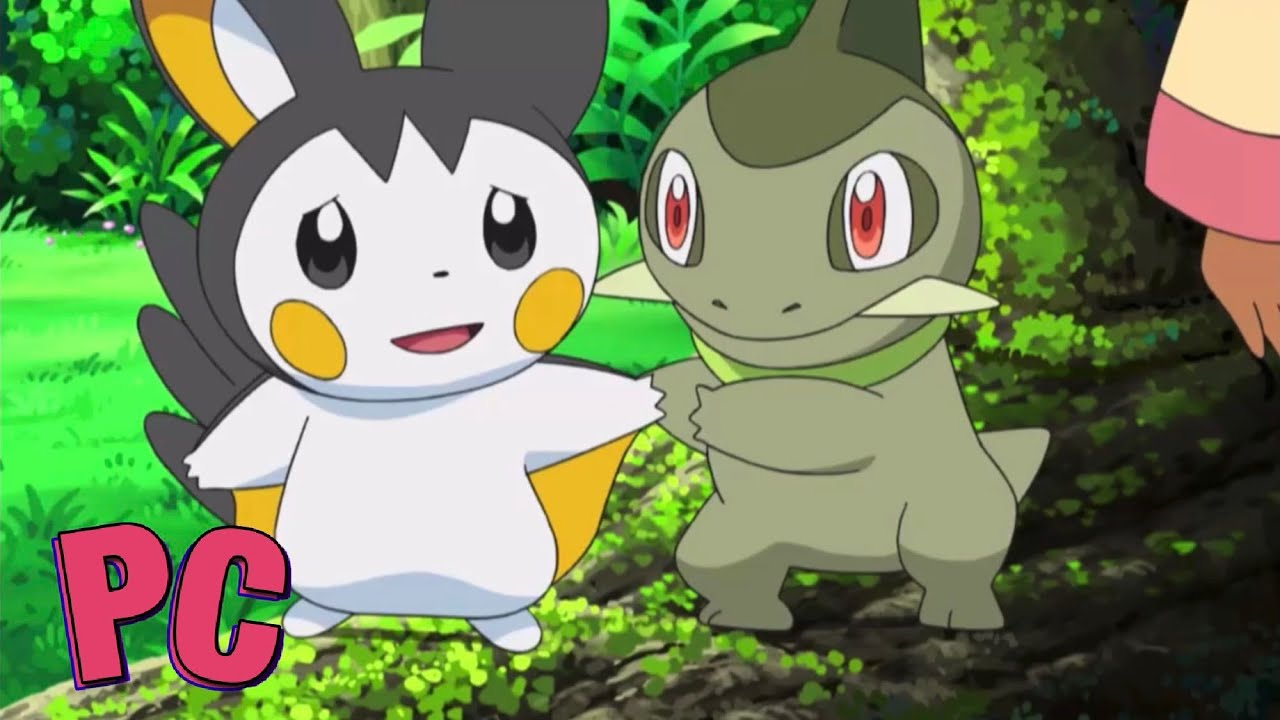Axew's/Emolga's Cute Moments 2