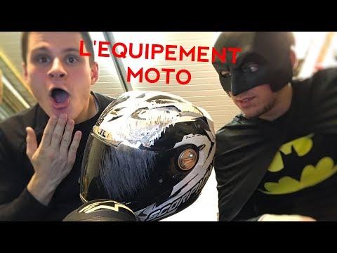 COMMENT CHOISIR SON EQUIPEMENT MOTO !?