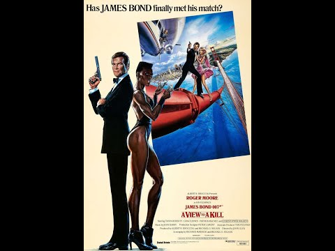 A View To A Kill Film Review